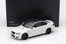 KYOSHO 1:18 BMW M3 COUPE (E92M) Diecast Car Model 08734W