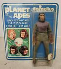 """1967 Planet Of The Apes by Mego Cornelius 8"""" Figure - New In Sealed Package"""