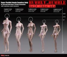 NEW TEEN GIRL TYPE PHICEN 1/6 Steel Skeleton Female Seamless Figure Body ☆USA☆