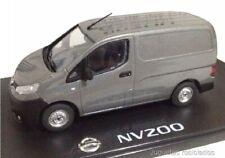 Nissan NV200 1:43 NOREV VAN Furgoneta concesionario color gris