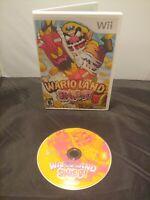 Wario Land: Shake It (Nintendo Wii) - Missing Manual - Tested - Tracked Shipping
