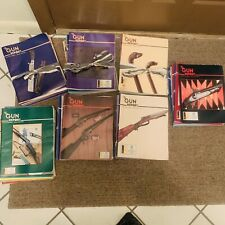 The Gun Report Magazine Complete Year 1998 To 2003 Firearm collector 04 10 Issue