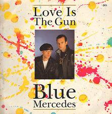 BLUE MERCEDES - Love Is The Gun - Mca