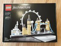 Lego 21034 Architecture London Skyline - New - Free Postage