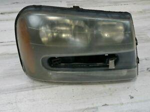 2002-2009 CHEVROLET TRAILBLAZER FRONT RIGHT PASSENGER SIDE HEADLIGHT OEM 119989