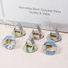 ORIGINAL MERCEDES W110 W111 W114  6 x Klammer für Verkleidung Fensterschlüssel