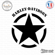 Sticker Etoile US Army Star Harley Decal Aufkleber Pegatinas D-481