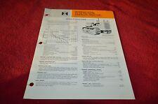 International Harvester TD-25 B Crawler Tractor Dealers Brochure AMIL12 VerR5