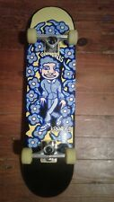 "Krooked Mark Gonzales ""Sweatpants"" Complete Skateboard Vision Santa Cruz Bullets"