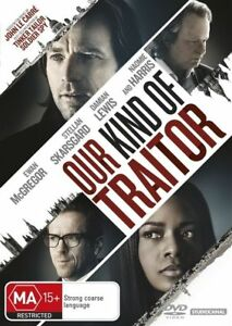 Our Kind Of Traitor DVD : NEW