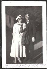VINTAGE 1917 FERNBROOK PARK NILES CANYON CALIFORNIA SAN FRANCISCO FASHION PHOTO