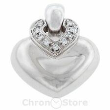 18k White Gold Diamond Fine Necklaces & Pendants