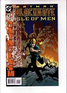 BATMAN -BLACKGATE ISLE OF MEN #1 (FN-NM) 1998