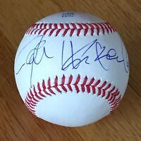 John Hickenlooper Governor Colorado Autograph Signed Baseball 2020 President