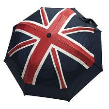 Gustbuster Metro Auto Vented Folding Umbrella - Union Jack
