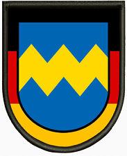 Wappen von Pfaffenhofen an der Ilm Aufnäher, Pin, Aufbügler