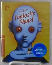 Fantastic Planet (Criterion Blu-Ray Disc, June-2016) 1973 Sci Fi by Rene Laloux