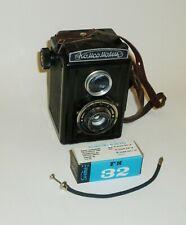 Rare Soviet LOMO Lomography Camera Komsomolets Medium format Film TLR 6x6