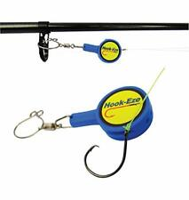 Fishing Tool (Blue) Hook Tying & Safety Device + Line Cutter - Cover