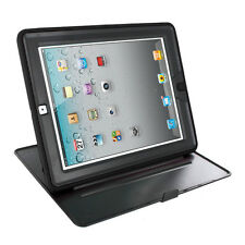 360 Rotating Hybrid Armor Hard Shell Case Cover w/ Folding Stand for iPad Tablet