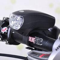 Bike Bicycle Bright 5 LED Front Light Cycling Bike Head Lamp Flashlight 3 modes