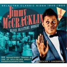 Jimmy McCracklin-Blues Blasters Boogie (UK IMPORT) CD / Box Set NEW