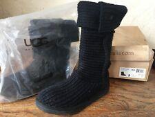 Botas UGG Classic Cardy Negro Uk Size 7.5