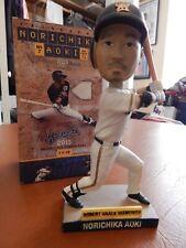 Norichika Aoki, Milwaukee Brewers bobblehead 2013 stadium premium