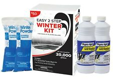 Swimming Pool Winterizing Closing Kit 20,000 Gallon Winter Chemical Kit *