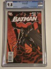 Batman #655 (Sep 2006) CGC 9.8 1st Damian Wayne Cameo Appearance