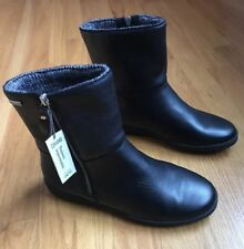 Cougar Women's   Vito Ankle Boot Black Leather size 8