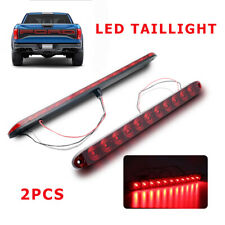 Universal 11 LED Rear High Level Brake Stop Light Lamp Car Van Truck Taillights