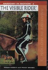 NEW SEALED DVD ANATOMY IN MOTION 2 THE VISIBLE RIDER