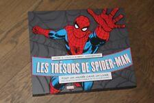 (143) Les trésors de spider man / tout un musée dans un livre / Fac-similés