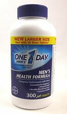 One A Day® Men's Health Formula Complete Multivitamin 300 Tablets