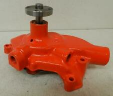 """1961-63 Chevrolet Corvette 283, 327ci REBUILT water pump 3782609 1/2"""" top outlet"""