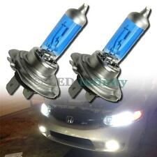 2x 55W H7 Cool White Car SUV High Beam Headlights Fog Lights Halogen Xenon Bulbs