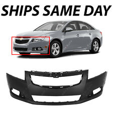NEW Primered - Front Bumper Cover Replacement Fascia for 2011-2014 Chevy Cruze