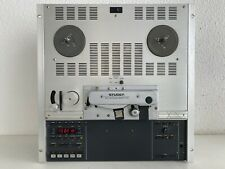 Studer A807 Tonbandgerät / Tape Recorder (2-Track Butterfly Heads)