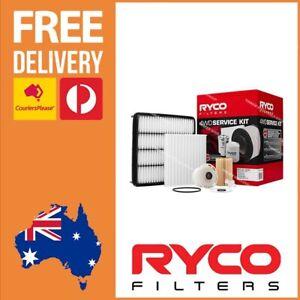 Ryco 4x4 Filter Service Kit RSK18C Suits Toyota Landcruiser 200 Series VDJ200 V8