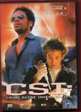 CSI: Crime Scene Investigation - TERZA STAGIONE vol. 2 - NUOVO NO CELLOPHANE