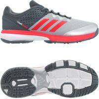 adidas Court Magnetic Handballschuhe Zoll 679769 blau silber