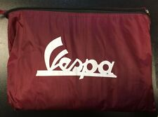 Waterproof scooter / bike cover red for Vespa