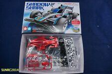 Tamiya 95220 1/32 Mini 4WD Shadow Shark Red Metallic AR Chassis Model Car