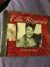 Ella Fitzgerald Christmas CD SEALED Brand NEW 2000 EMI-Capitol Rare original USA
