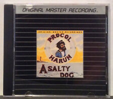 Procol Harum - A Salty Dog  MFSL Silver CD (Limited Edition, Remastered)