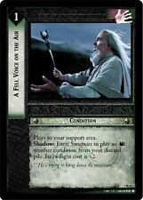 LoTR TCG Realms of the Elf Lords RotEL A Fell Voice On The Air 3R52