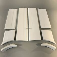 BMW E30 M Tech 2 M Technik Style Door Panels Side Pod Set For Sedan And Touring