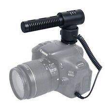 Commlite CVM-V20 Directional Condenser Shotgun Microphone for Canon Nikon Camera