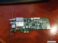 Hauppauge HVR-3300 WinTV TV Karte, DVB-T/S Analog PCIe, BULK, DEFEKT, NOT OK